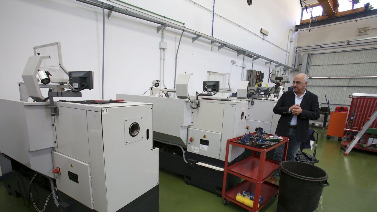 Aula taller del Ferrolterra