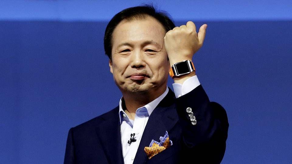 La presentación del Samsung Galaxy Gear, en imágenes