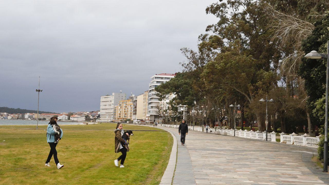 Parque de O Carreirón, el clásico arousano.