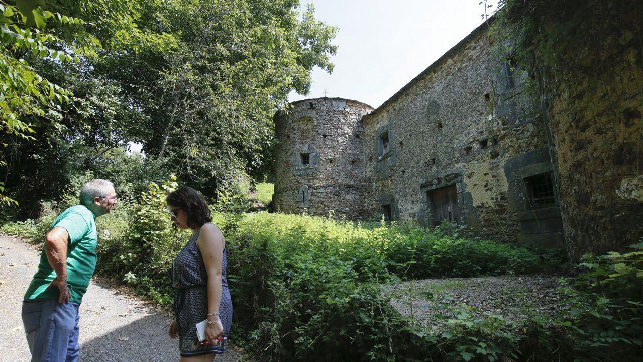 El castillo de Quindous se vende en Internet a precio de saldo