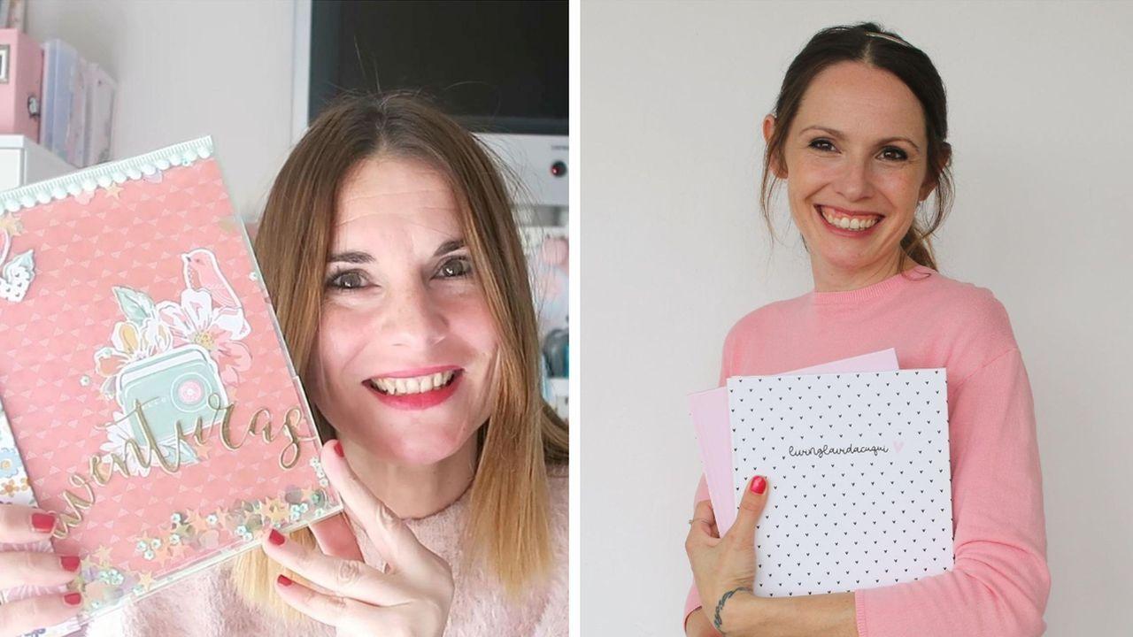 Sonia Vilar y Alúa Cid, de Rita Rita