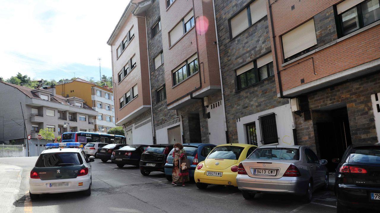 La Guardia Civil ha detenido a un hombre de 51 años, Senén F.R., como presunto autor de la muerte de su mujer, Teresa, de 48, de varios disparos efectuados con una escopeta en la localidad asturiana de Pola de Laviana
