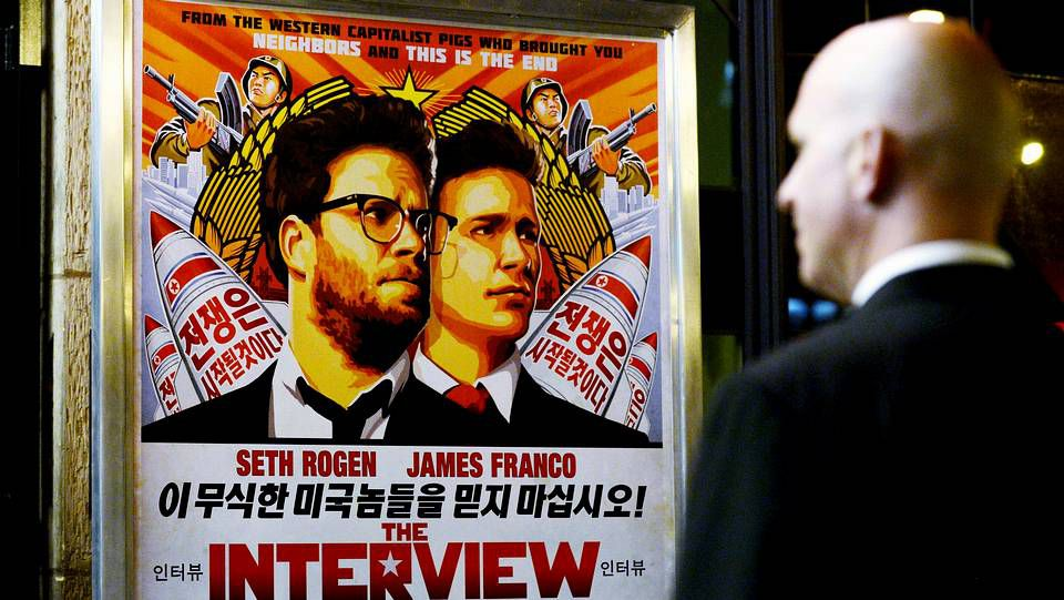 Así muere Kim Jong-Un en «The Interview»