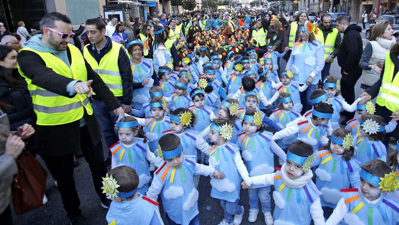 El Carnaval que Greta habría aplaudido