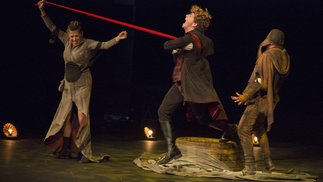 La compañía Ay Teatro representará el 13 de marzo «Todas hieren y una mata»