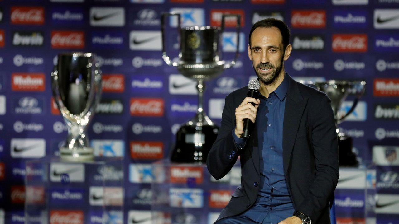El Atlético de Madrid presenta a su nuevo jugador, Joao Félix