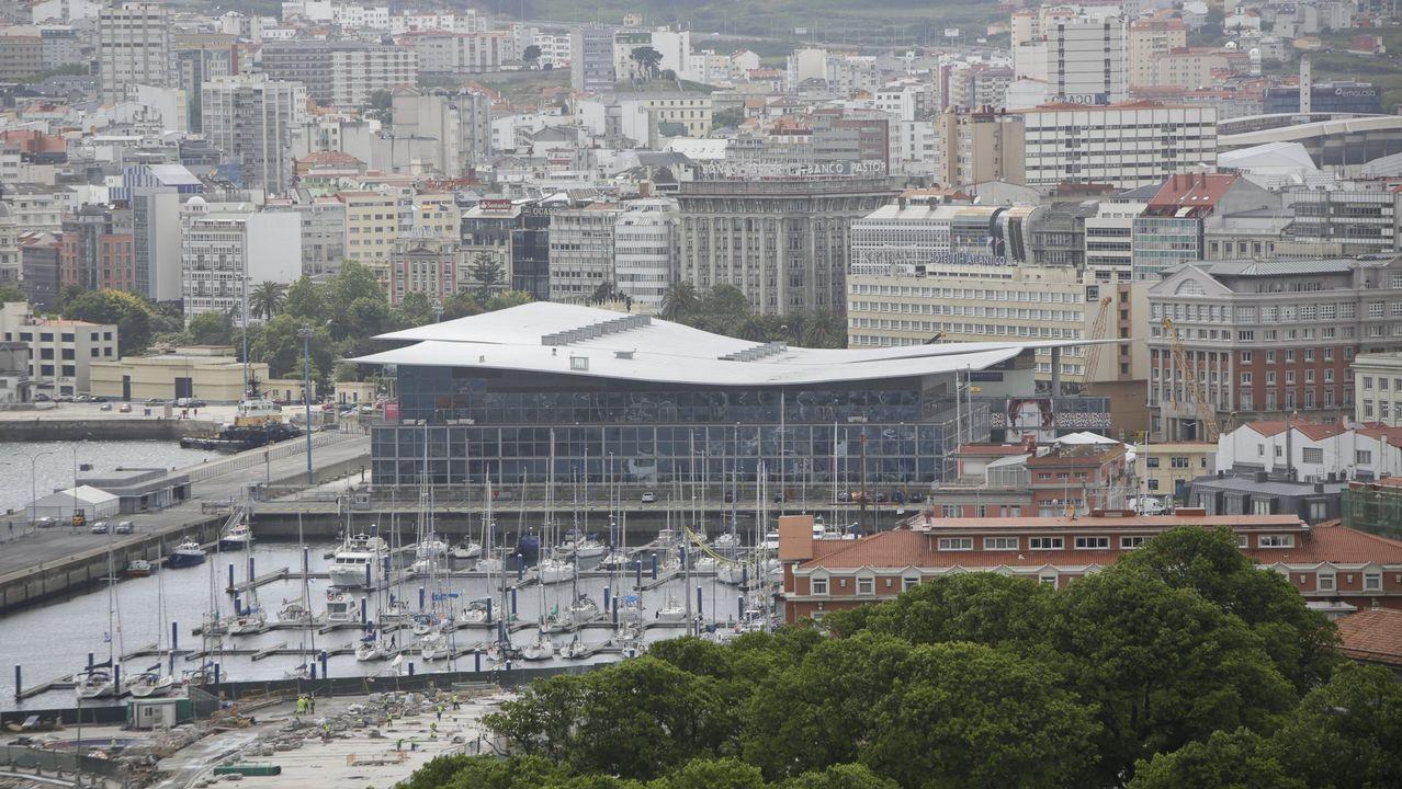 A Coruña quiere convertirse en la capital de la cirugía en el 2021.José Luis Abajo ganó una medalla olímpica en esgrima