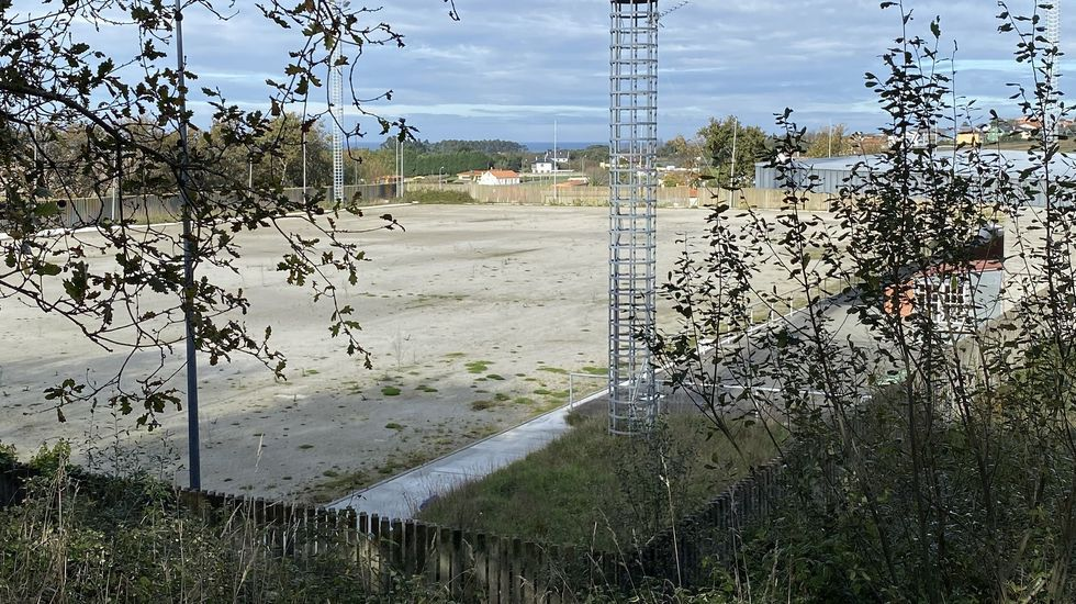 El hotel de naturaleza Semáforo de Bares, en una fotografía de archivo