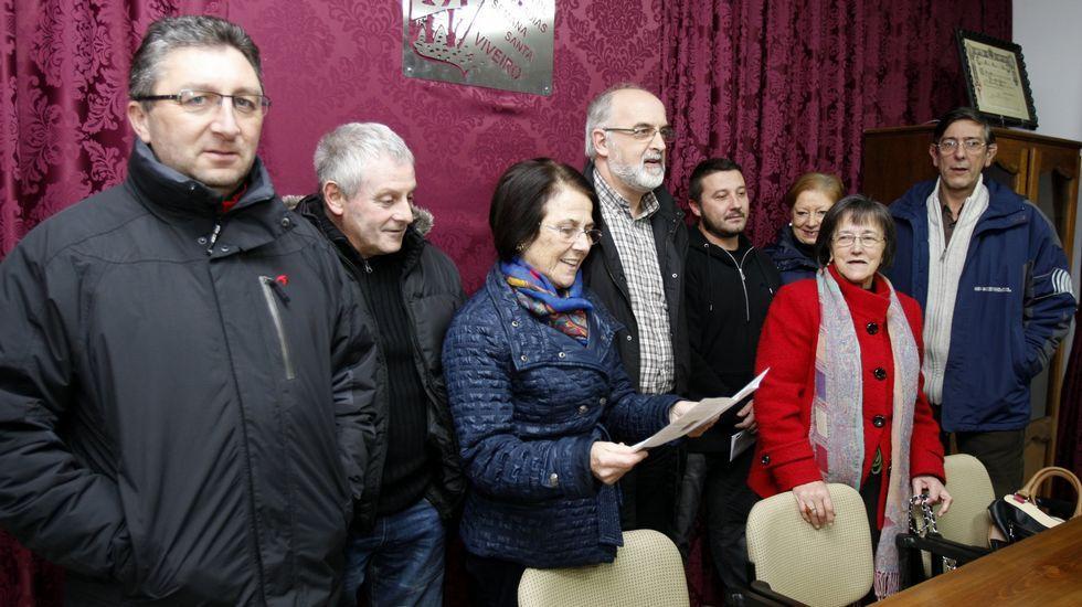 Suso Martínez habló para las amas de casa sobre la etapa coruñesa de Picasso.