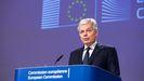 El comisario europeo de Justicia, Didier Reynders, anunció la medida contra Polonia