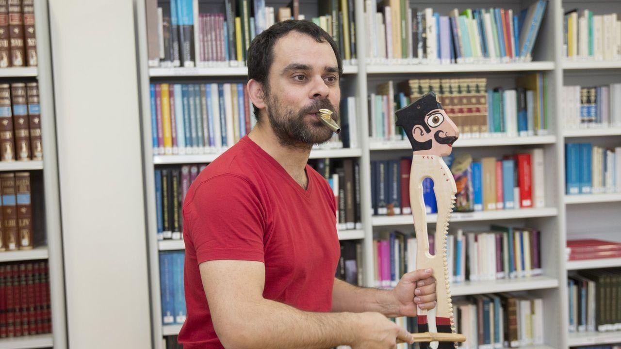 MJ Pérez ofrece en el Círculo un concierto dentro del Lubicán