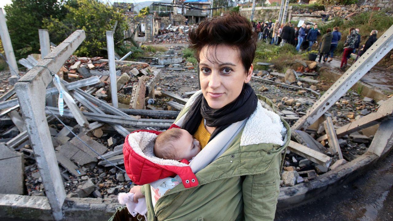 O Salnés «normaliza» los partos.REDMADREVALENCIA| Europa Press