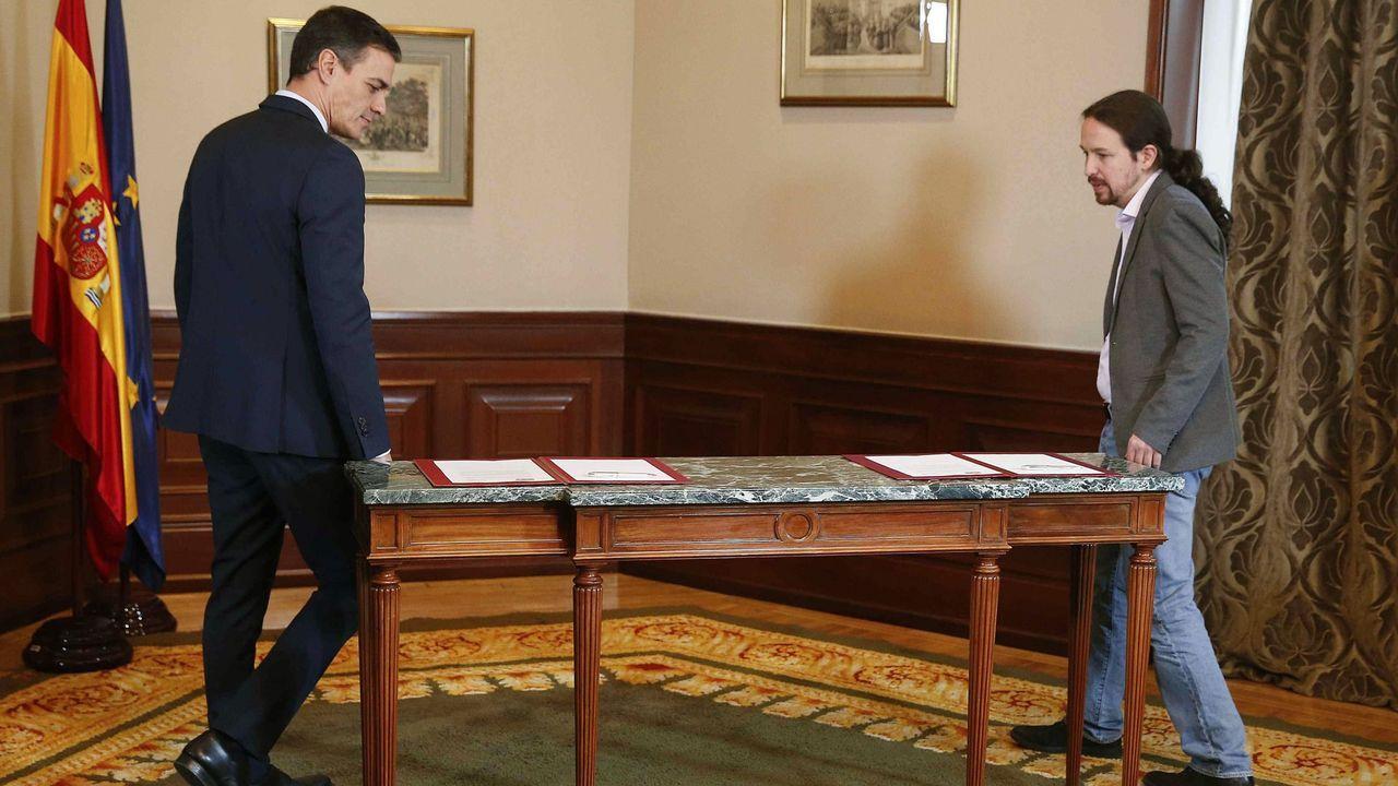 García Egea califica de «escándalo» el pacto entre Sánchez y ERC