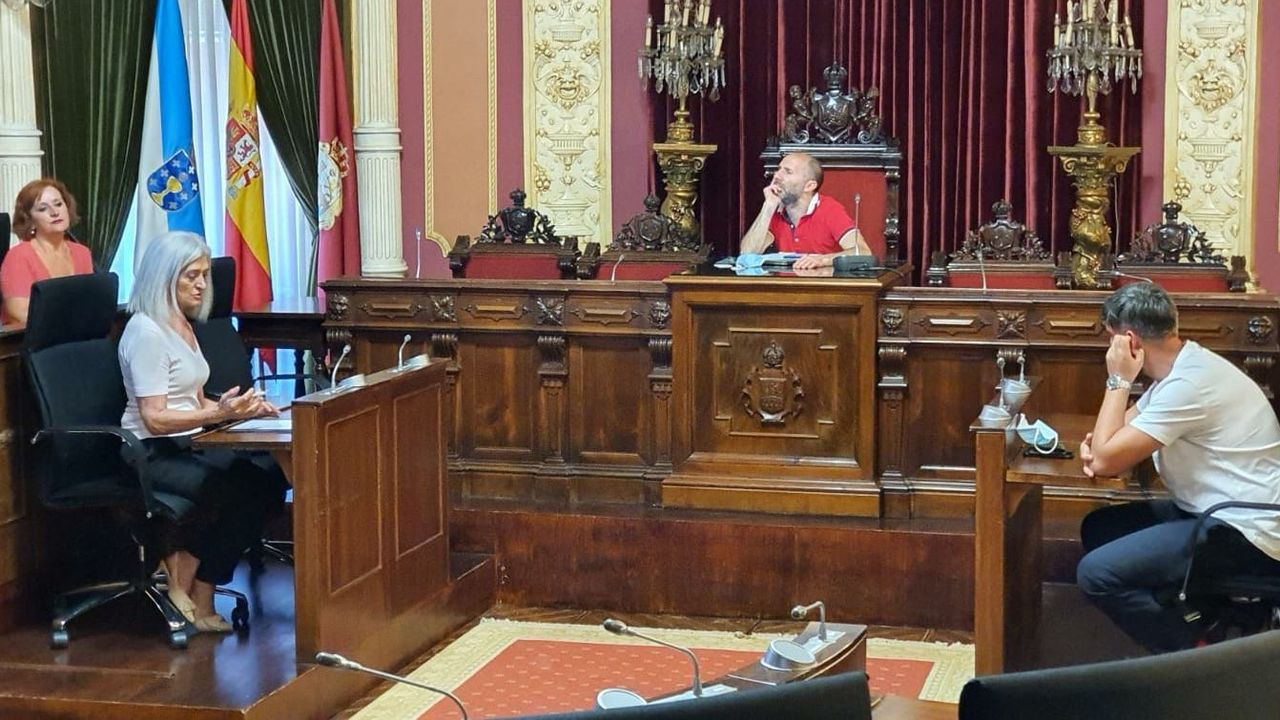 El alcalde de Ourense, Gonzalo Pérez Jácome