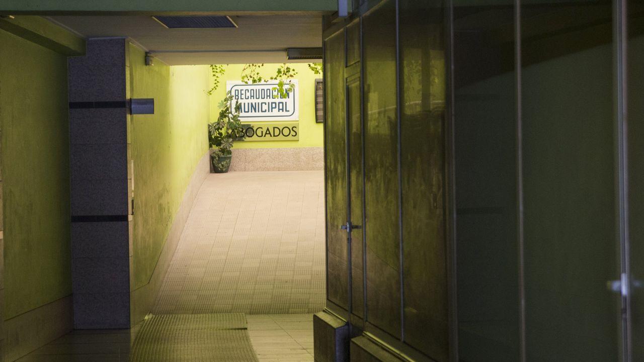 Colas para realizar trámites burocráticos en Grecia