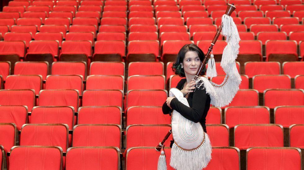 Cristina Pato: «Este é un Grammy especial pola parte galega do traballo premiado».Yo-Yo Ma and the Silk Road Ensemble, formación con la que colabora Cristina Pato, celebran el Grammy conseguido