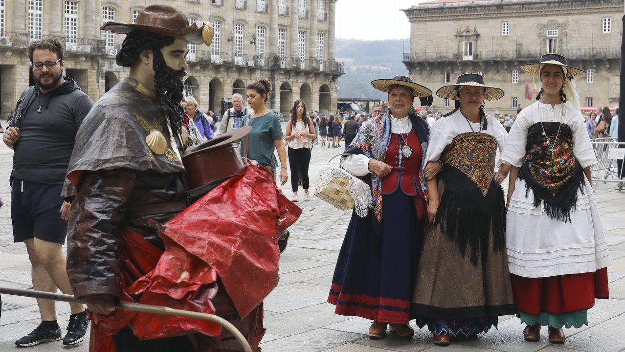 Traje gallego, la cultura que se lleva