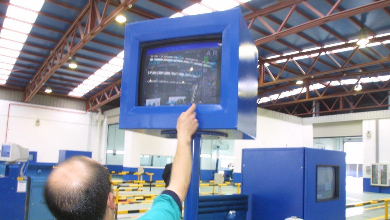 Instalaciones de la ITV de Lugo