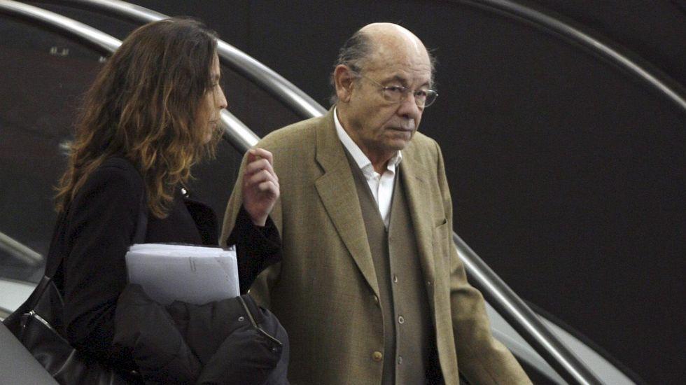 Joan Tardá y Celia Villalobos acaban a gritos en plena sesión de control al Gobierno.Felix Mollet, el saqueador confeso del Palau de la Música