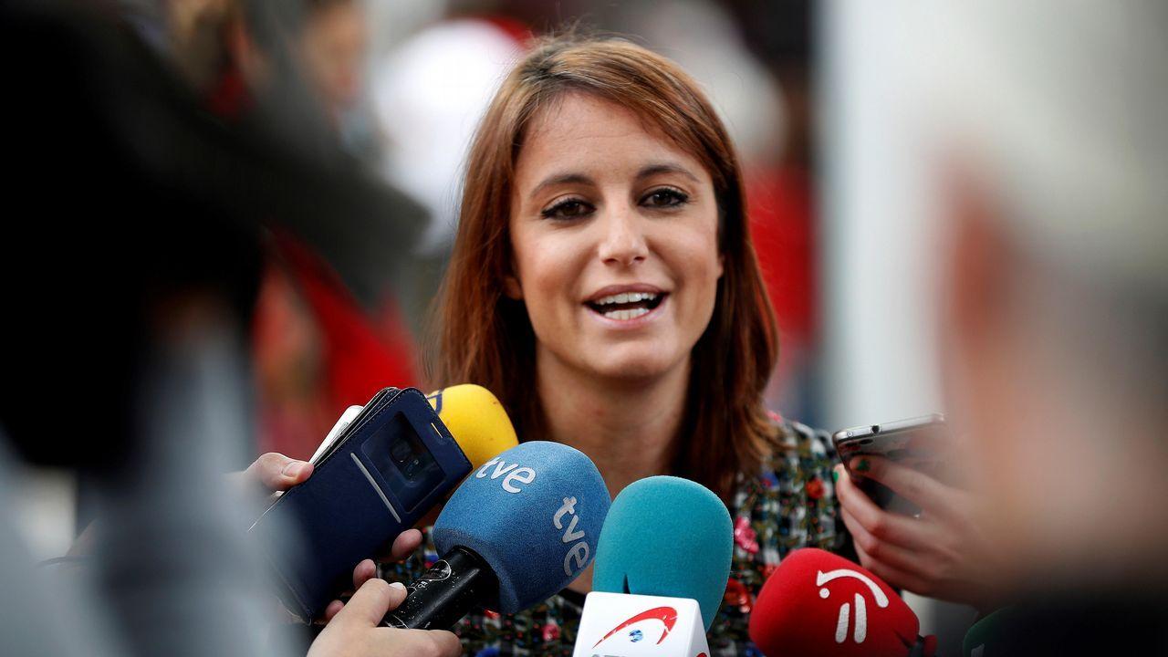 Así son las cárceles en las que ingresarán los líderes independentistas.Los hermanos Roca, en A Coruña, en una imagen de archivo