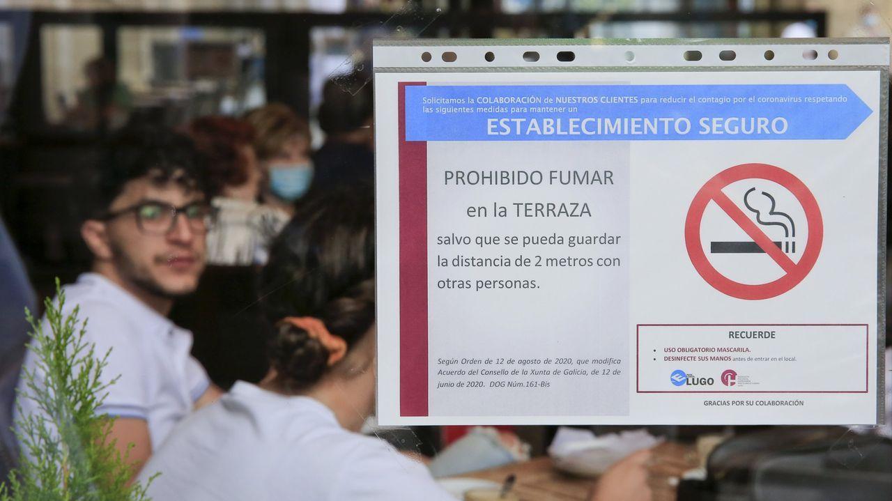 Así es la llamada para concertar cita para vacunarse.La vacunación contra el covid en Asturias