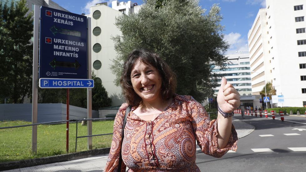Mónica Ferreiro empezará en breve a trabajar en el CHUO