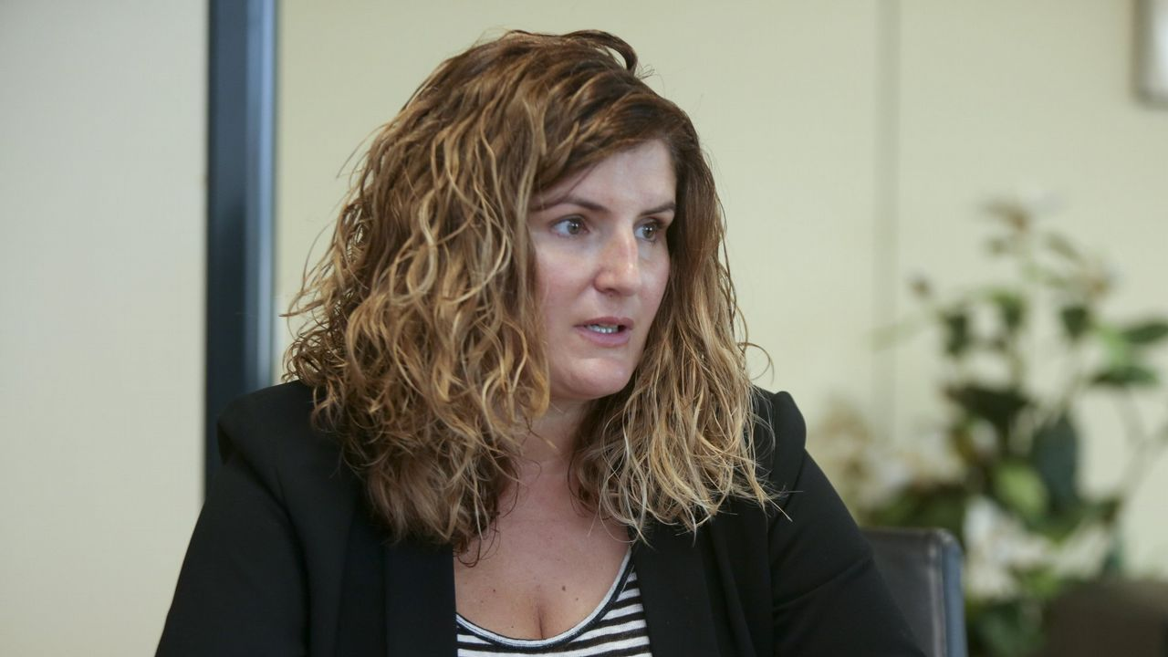 Marián Ferreiro es la primera alcaldesa que tiene Narón