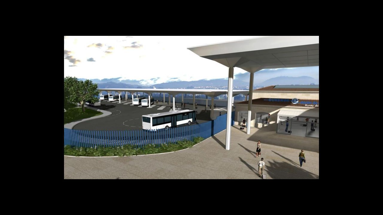 De estación de buses a residencia demayores
