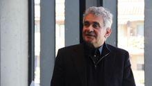 El escritor vasco Bernardo Atxaga