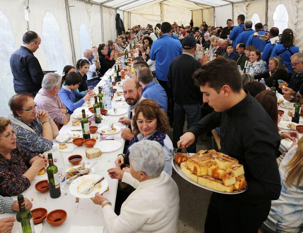Festa da Carne en Montederramo