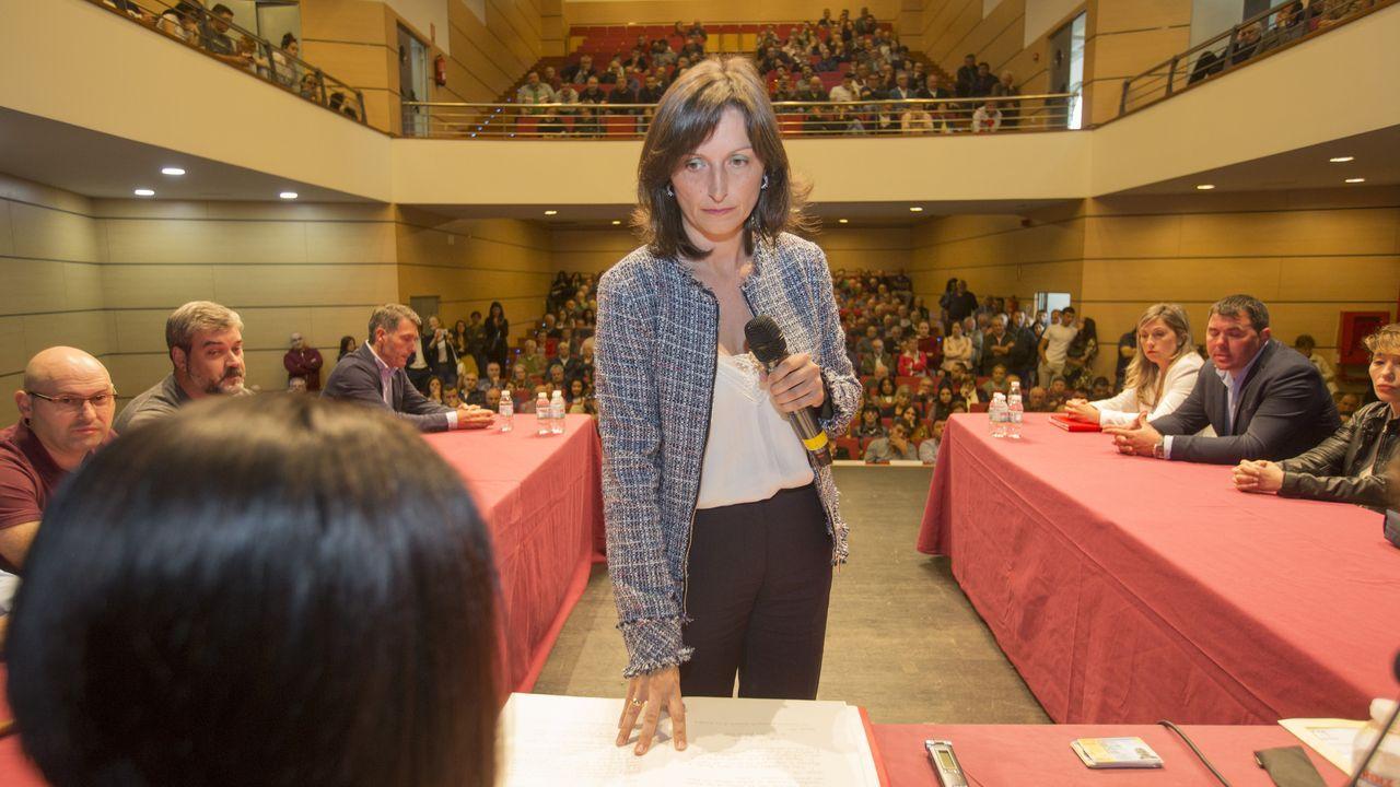 Fisterra. Alcalde, José Marcote (PSOE)
