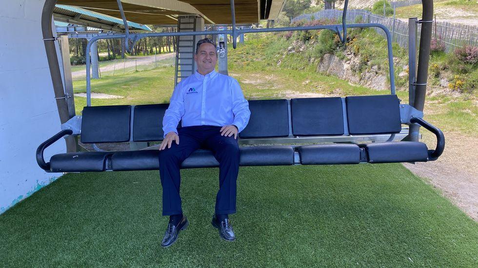 Albert Montaner es el director general de Artabria Turismo
