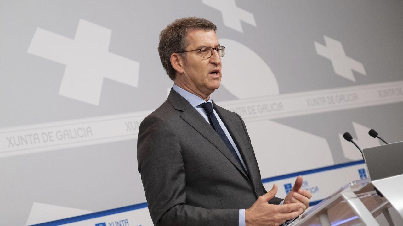 La Xunta, entre los gobiernos autonómicos que rechazan el plan de desescalada del Gobierno