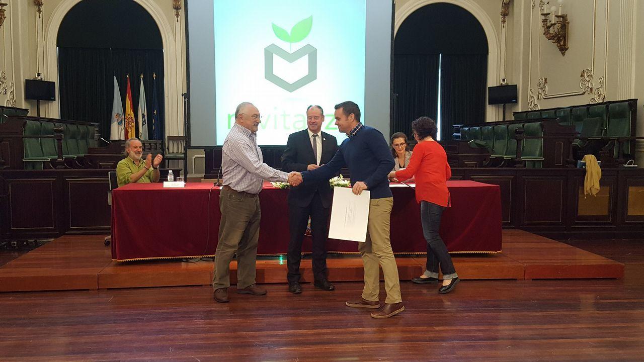 Dimite el vicerrector de Estudiantes de la Universidad de Extremadura.Alba Gordillo en la 16/17