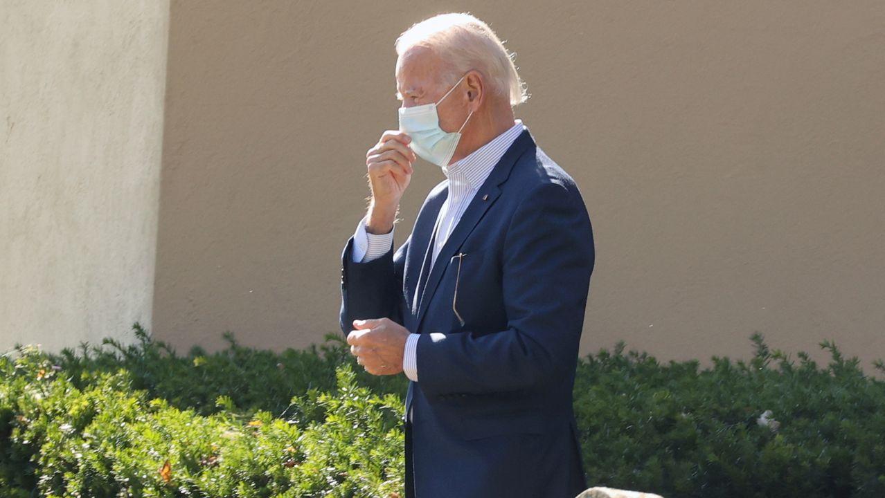 Biden busca ser el presidente que sane las heridas de EE.UU: «Dejemos de  vernos como enemigos»