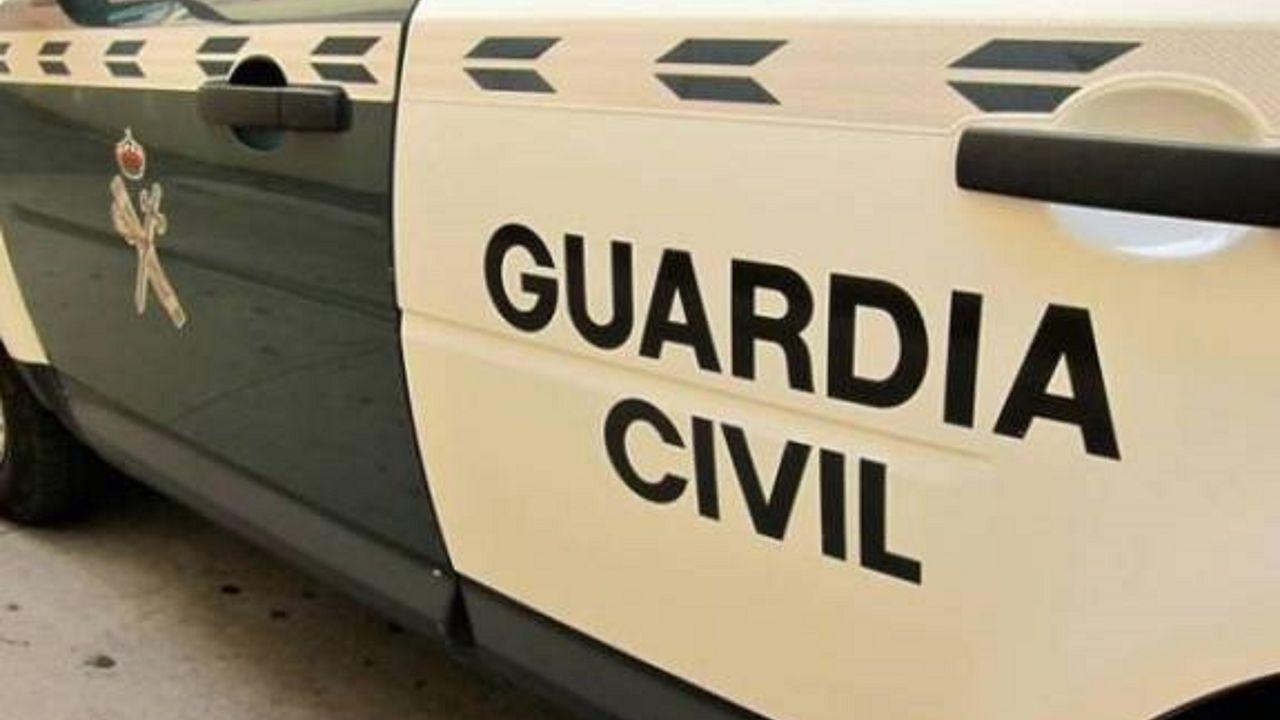 La Guardia Civil investiga el extraño suceso