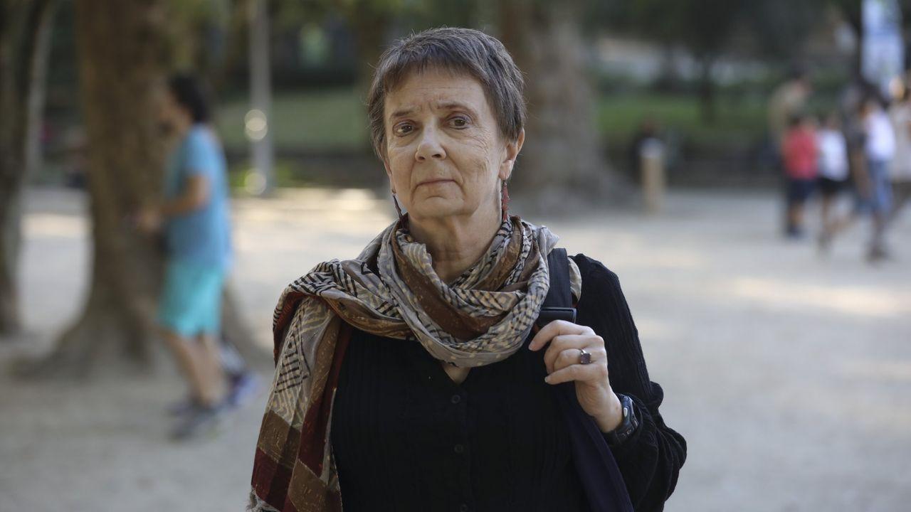 A profesora estadounidense Kathleen March