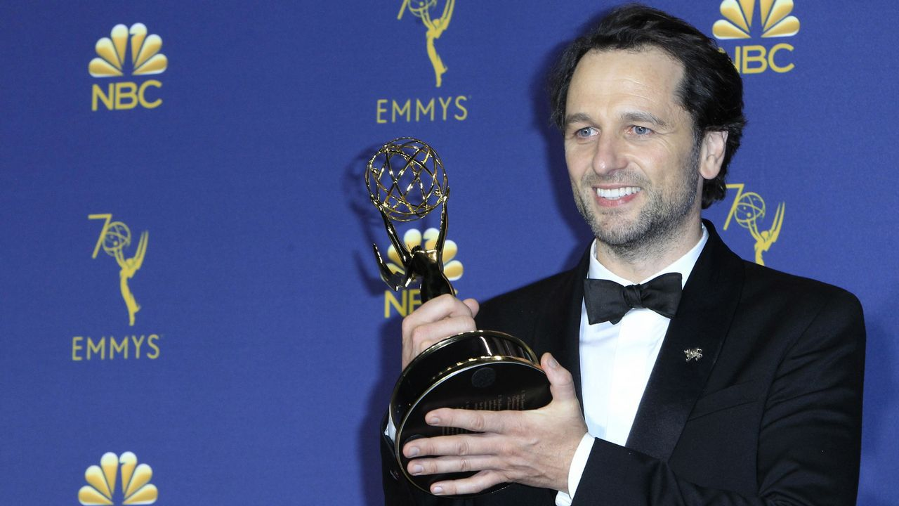 Emmy 2018: Matthew Rhys, Mejor Actor Principal