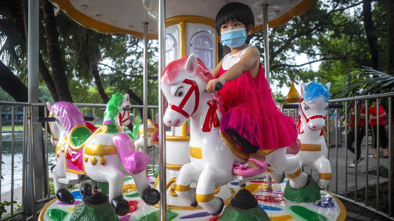 China casi no registra nuevos infectados