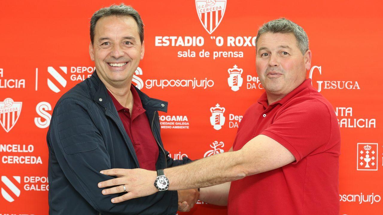 Tito Ramallo promete ilusión y buscará la permanencia en Segunda B