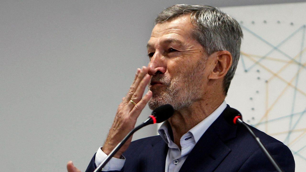 Crisis política en el Ayuntamiento de Madrid.Carlos Sánchez Mato, en una imagen de archivo