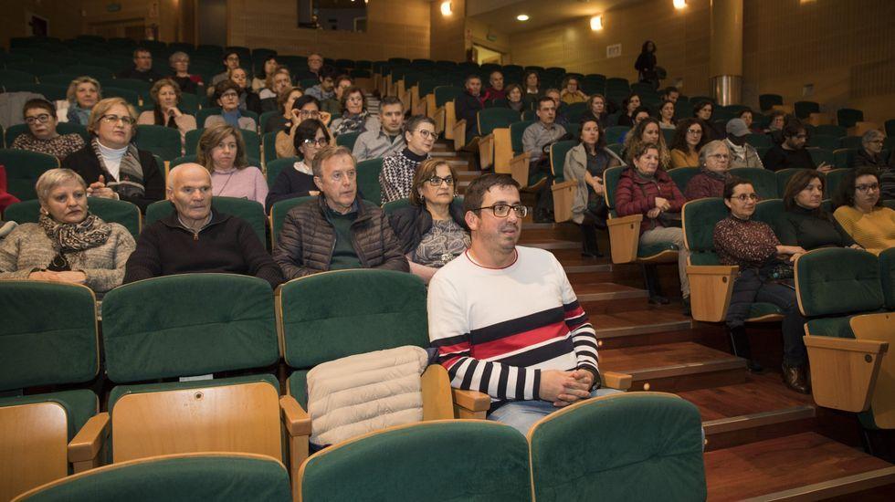 Espectadores de Amal en Ruta, o pasado ano