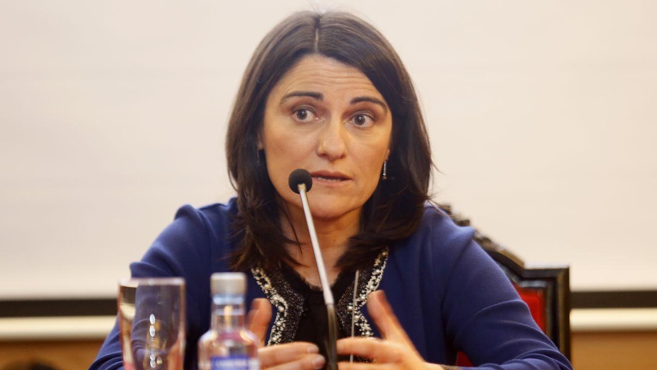 María Xosé Cortés dirixe o Hospital da Mariña
