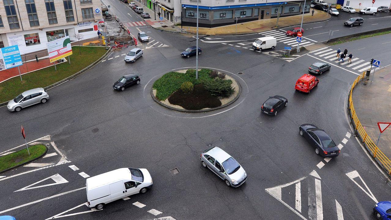 Calle Nicasio Pérez, en foto de archivo, en cuyos alrededores se produjo el accidente