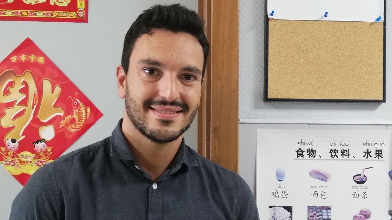 Dionisio López Bellido, urólogo en el CHUO