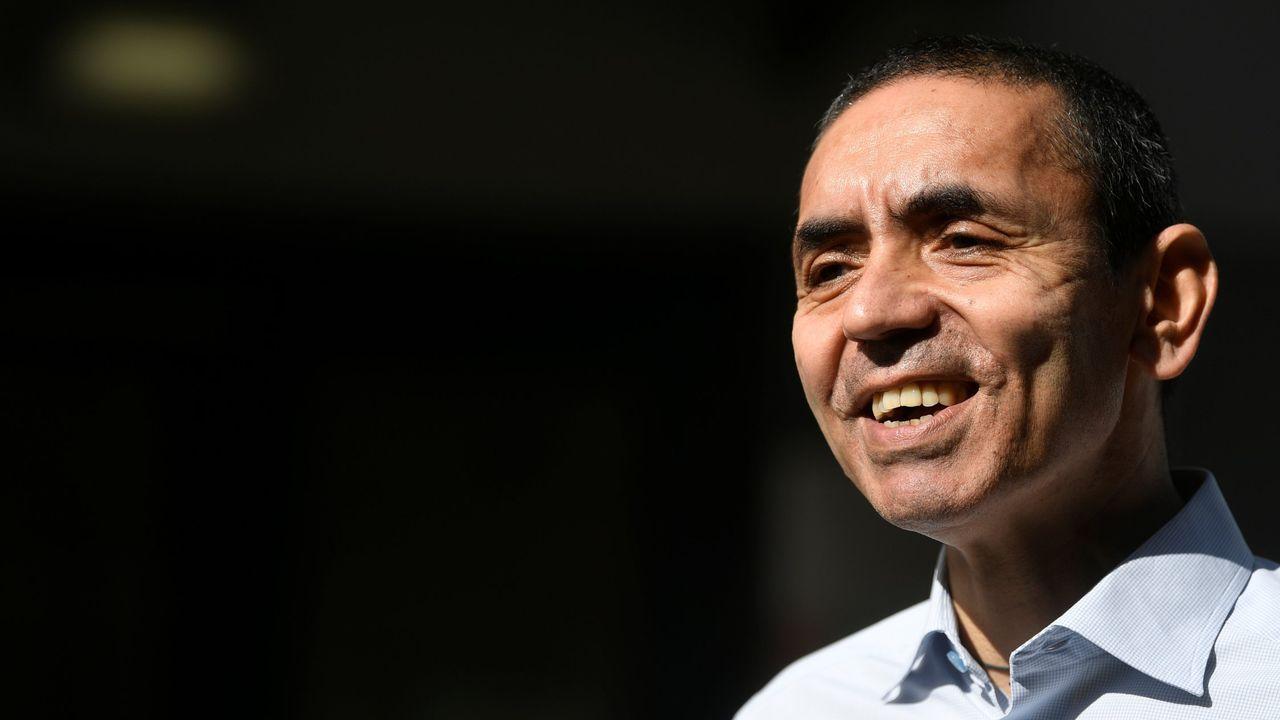 Ugur Sahin, CEO y cofundador de BioNTech
