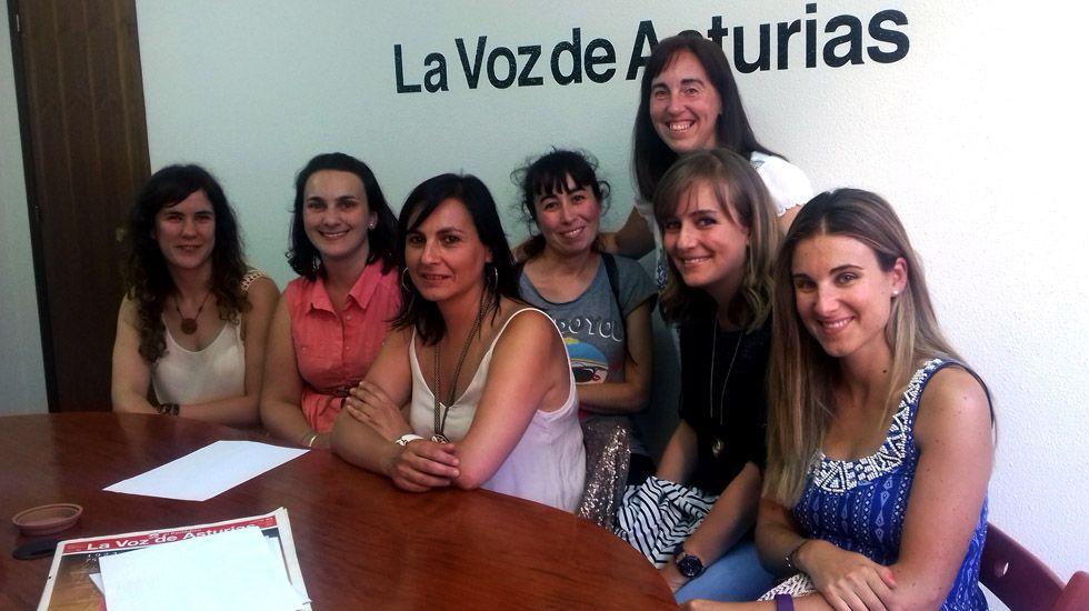 Enfermeras de Familia y Comunitaria reivindican su profesión y la creación de su categoría profesional en Asturias.Enfermeras de Familia y Comunitaria reivindican su profesión y la creación de su categoría profesional en Asturias