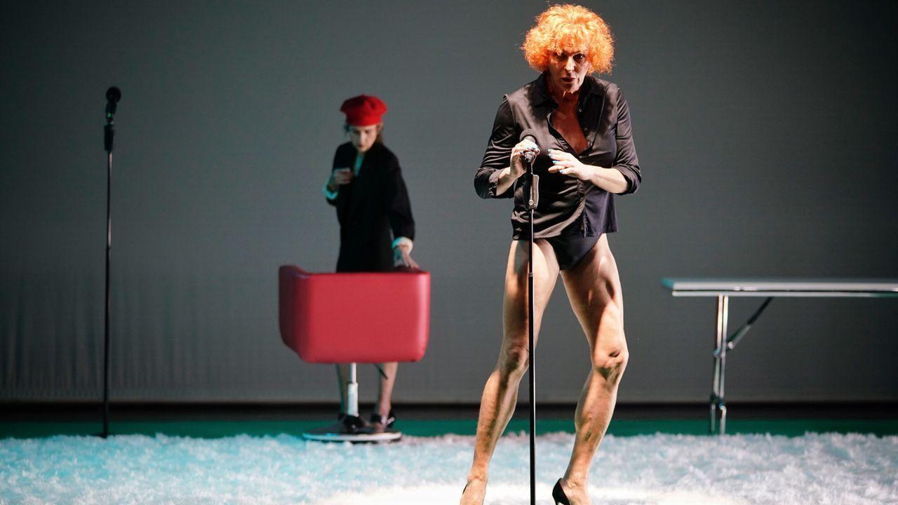 «El diablo en la playa», de Matarile Teatro