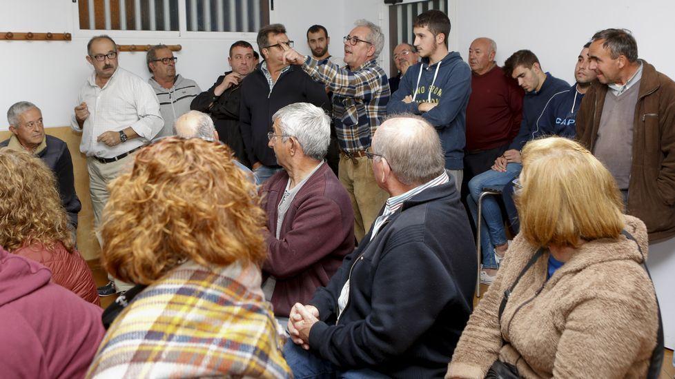 Los vecinos de Anllóns dicen basta y anuncian movilizaciones por A Garga