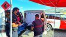 Dispositivo de búsqueda del langreano desaparecido en la Vall de Laguart, en Alicante